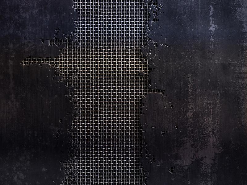 Metallics For Your Desktop [Wallpaper Wednesday] Art Backgrounds